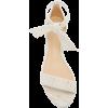 Alexandre Birman New Larita Linen Sandal - Sandals -
