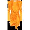 Alexandre Vauthier Stretch-silk minidre - Vestidos -