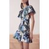 Alexis Reede Mini Dress - sukienki -