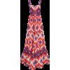 Alexis Jourdan Printed Crepe Maxi Dress - 连衣裙 -
