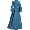 Alexis Mabille - Waisted tie gown - Dresses - $2,835.00
