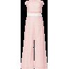 Alexis Pretti Strapless Cotton Jumpsuit - Enterizos -