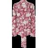 Alexis Raquelle Wrap-Effect Garden Jacqu - Jacket - coats -