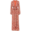 Alexis Shanice Floral Tie Jumpsuit - Overall -