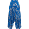 Alexis Tarou Printed Plisse Skirt - Suknje -