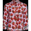 Alice + Olivia Eloise Floral Silk Shirt - Košulje - duge - $295.00  ~ 1.874,01kn