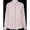 Alix of Bohemia Kiki Herringbone Cotton- - Camicie (lunghe) -