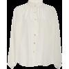 Alix of Bohemia Kiki Silk Blouse - Long sleeves shirts -