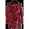 Alix of Bohemia London Raspberry Velvet - Jacket - coats -