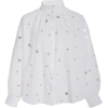 Alix of Bohemia Luna Embroiderered Cotto - Long sleeves shirts -