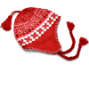 Alki'i Braided Aviator womens warm beanie snowboarding winter snow hats - 5 colors - Kape - $9.99  ~ 63,46kn