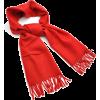 Alki'i Solid Colors Unisex Premium Scarf Navy - Sciarpe - $9.99  ~ 8.58€