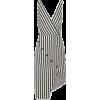 Altuzarra Marceau striped cotton dress - Vestidos -