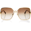 Altuzarra sunglasses Oversized Square Su - Темные очки -