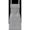 gingham dress miss selfridge - ワンピース・ドレス - £22.40  ~ ¥3,317