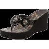 BCBGeneration Women's Skyla Thong Sandal - Thongs - $29.99