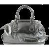 COACH F17130 Ashley Perforated Satchel Leather Womens Handbag SV/Gunmetal - Hand bag - $275.48