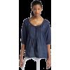 Calvin Klein Jeans Womens Dolman Sleeve With Pintucks Top - Top - $69.50