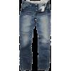 Calvin Klein Mens Medium Wash Slouchy Slim Jeans - Jeans - $55.00