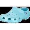 Crocs Unisex's Classic Clog Aqua - Sandals - $15.99