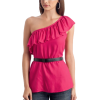G by GUESS Charmaine One-Shoulder Top - Top - $34.50  ~ 29.63€