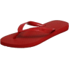 Havaianas Unisex Top Flip Flop Khaki Red - Thongs - $15.99
