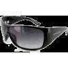 Jones New York Women's Sunglasses Black Shield 100% UV - Sunglasses - $38.00  ~ £28.88