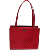 Kate Spade Classic Nylon Dots Sam with Tab Bag Purse Red - Borse - $195.00  ~ 167.48€