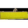 Kate Spade Lemon Drop Framed Lella Clutch - Clutch bags - $295.75