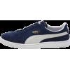 Men's Suede Sneaker - Sneakers - $24.00