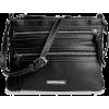 Nine West Minnie Mini Black Crossbody - Messenger bags - $39.00