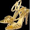 Ralph Lauren 'Brionna' Dress Sandals Womens - Gold - Sandalias - $129.99  ~ 111.65€