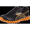 Reebok Men's Premier ZigFly Running Shoe Black / Gravel / Light / Silver - Sneakers - $59.99