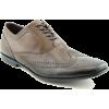 STEVE MADDEN P-Banir Wingtip Shoes Brown Mens SZ - Shoes - $49.99