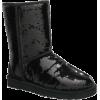 UGG Australia Women's Classic Sparkle Short Boots Footwear - 靴子 - $167.00  ~ ¥1,118.96