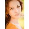 Amber Eyed Girl - People -