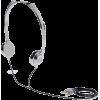 Ambush silver headphones accesory  - Uncategorized -
