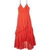 American Rose Ashlyn Spaghetti Wrap - Dresses - $95.00