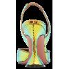 Amina Muaddi - Zapatos clásicos -