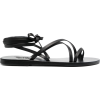 Ancient Greek Sandals wrap ankle sandals - Sandały -