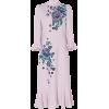 Andrew Gn Floral-Appliquéd Crepe De Chin - Dresses -