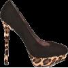 Animal print heels - Classic shoes & Pumps -