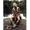 Anja Rubik by Lachlan Bailey Vogue Paris - Mie foto -