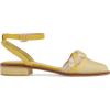 Annalese Ankle Strap Flat KELSI DAGGER B - Flats -
