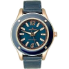 Anne Klein Leather Collection Blue Dial Women's Watch #9772RGBL - Watches - $65.00