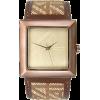 Anne Klein Women's Leather watch #10-8619CHBN - Relojes - $55.50  ~ 47.67€