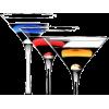 Colorful Cocktails - Beverage -