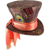 TopHat - MadHatter - Sombreros -