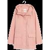Anorak Raincoat - Jacken und Mäntel - $148.00  ~ 127.12€
