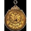 Antique Astrolabe Clock - Items -